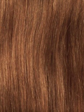 Nail Tip (U-Tip) Light Chestnut #10 Hair Extensions