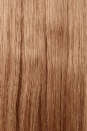 Micro Loop Golden Brown #12 Hair Extensions