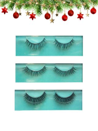Xmas Party Eyelash Collection