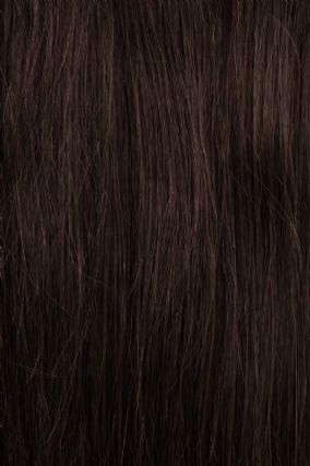 Nail Tip (U-Tip) Dark Brown #2 Hair Extensions