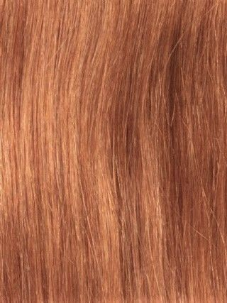 Nail Tip (U-Tip) Light Auburn #30 Hair Extensions