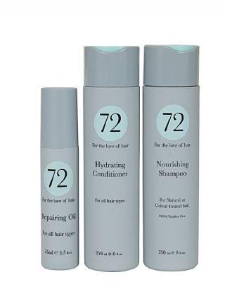 72 Hair Repair Trio