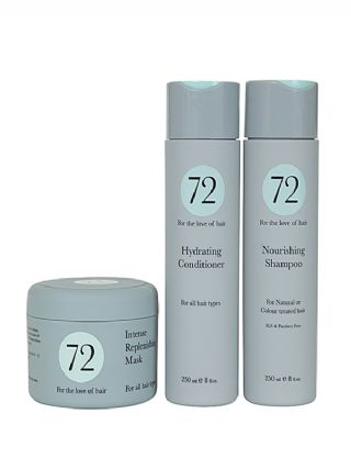 72 Hair Mask Trio