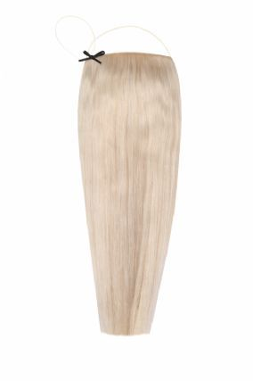 Premium Halo Ash Blonde Hair Extensions