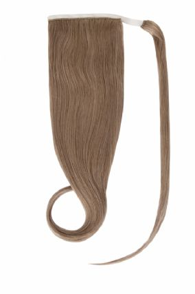 Ponytail Ash Brown #11 Hair Extensions