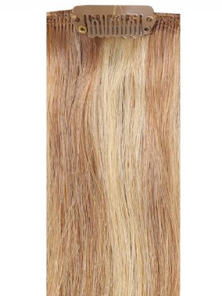 Deluxe Head Clip-In Bohemian Blonde #17/22 Hair Extensions