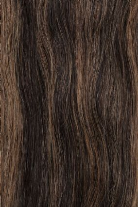 Luxe Weft Boho Brown #2/7 Hair Extensions