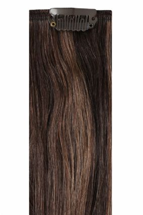 Deluxe Head Clip-In Boho Brown #2/7 Hair Extensions