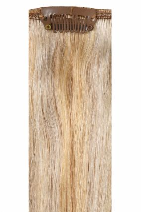 Deluxe Head Clip-In Hollywood Blonde #22/60/Ash Hair Extensions