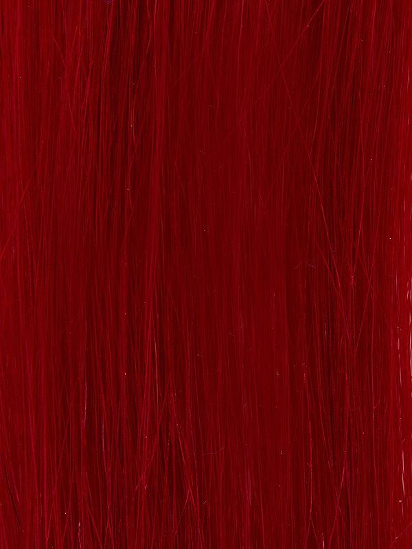 Luxe Weft Vibrant Red #35 Hair Extensions