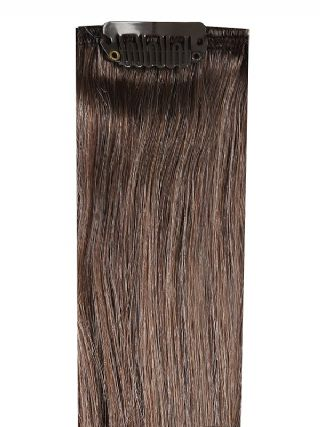 Deluxe Head Clip-In Iced  Mocha #5A Hair Extensions