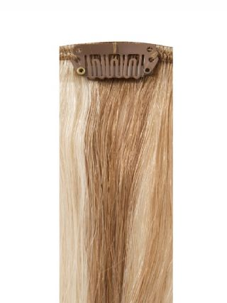 Deluxe Head Clip-In Mixed #8/24 Hair Extensions