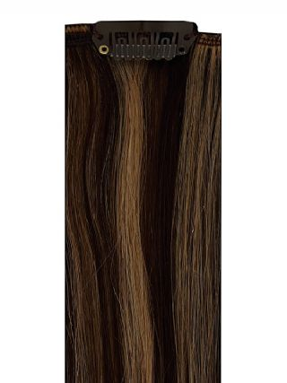 Deluxe Head Clip-In Mixed #2/27 Hair Extensions