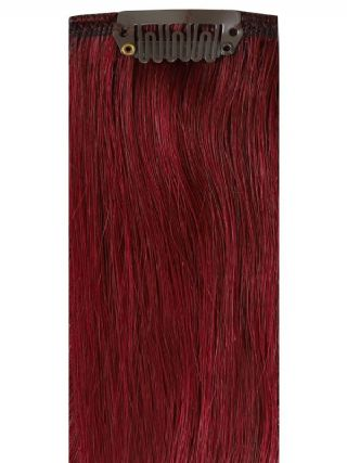 Deluxe Head Clip-In Cherry Crush Hair Extensions