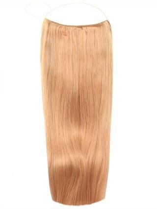 The Halo Dark Blonde #18 Hair Extensions