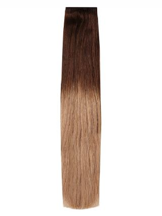 Deluxe Head Clip-In Toffee Spice Ombre #OM2/14 Hair Extensions
