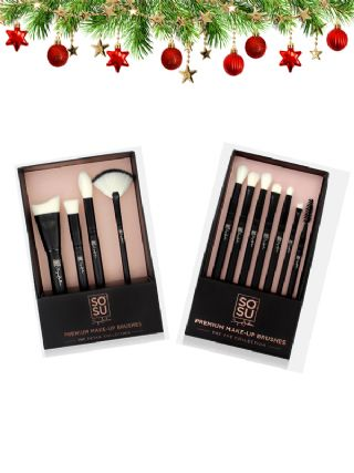 Detail & Eye Brush Collection (11 Brushes)