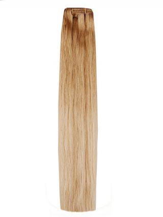 Deluxe Head Clip-In Ombre #OM1220 Hair Extensions