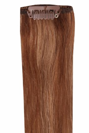 Deluxe Head Clip-In Mixed #4/8 Hair Extensions