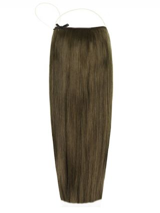 The Halo Dark Ash Brown #7 Hair Extensions