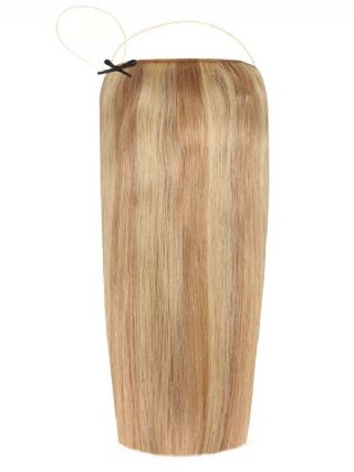 Deluxe Halo Bohemian Blonde #17/22 Hair Extensions