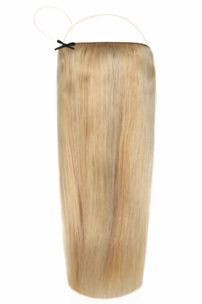 Deluxe Halo Hollywood Blonde #22/60/Ash Hair Extensions