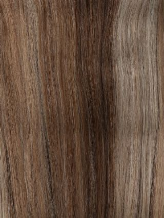 Luxe Weft Brondi Beach #7/11/Ash Hair Extensions