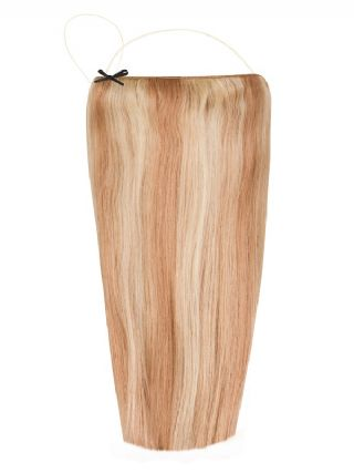 Deluxe Halo Mixed Blonde #18/613 Hair Extensions