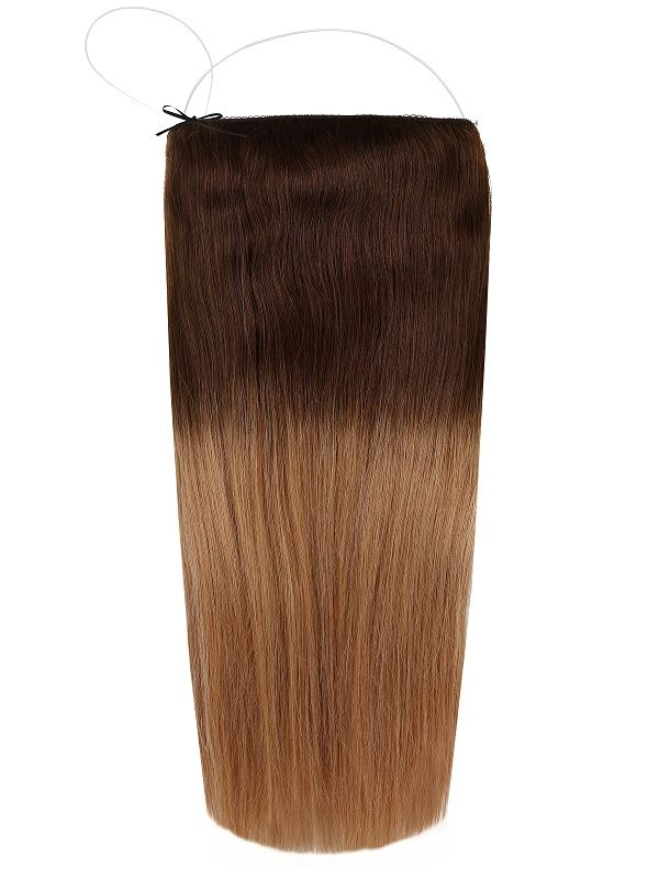 The Halo Toffee Spice Ombre #OM2/14 Hair Extensions