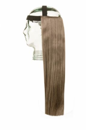 Halo HeadBand Ash Brown #11 Hair Extensions