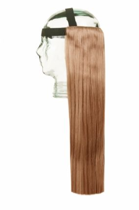 Halo HeadBand Golden Brown #12 Hair Extensions