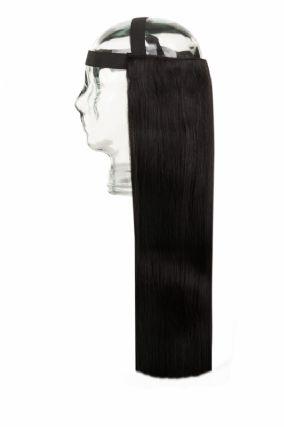 Halo HeadBand Natural Black #1B Hair Extensions