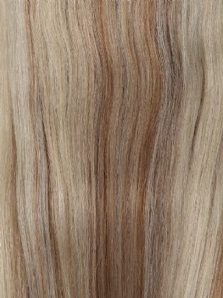 Luxe Weft Champagne Royale #11/60/Ash Hair Extensions