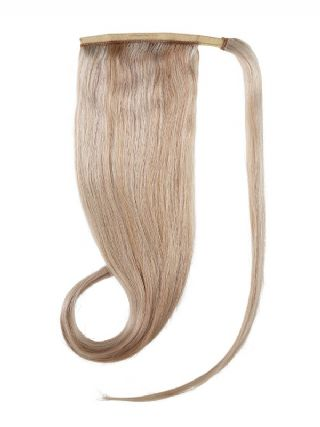 Ponytail Mixed #17/Ash Blonde Hair Extensions