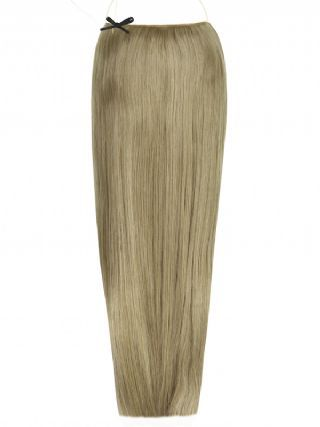 Deluxe Halo Dark Ash Blonde #17 Hair Extensions