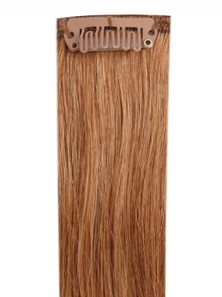 Deluxe Head Clip-In Chestnut #8 Hair Extensions