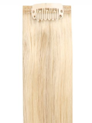 Deluxe Head Clip-In Golden Blonde #24 Hair Extensions