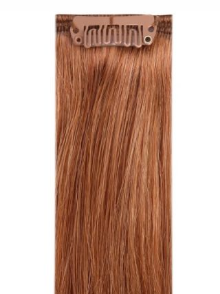Deluxe Head Clip-In Light Chestnut #10 Hair Extensions