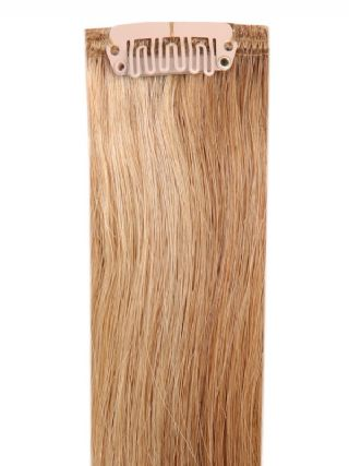 Deluxe Head Clip-In Mixed #12/20 Hair Extensions