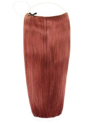 The Halo Dark Auburn #33 Hair Extensions