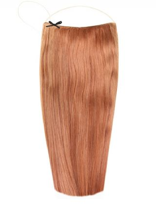 The Halo Light Auburn #30 Hair Extensions