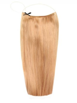 The Halo Light Golden Brown #16 Hair Extensions
