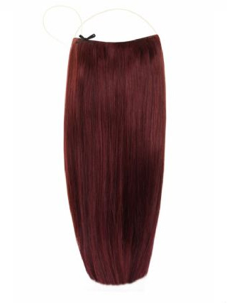 The Halo Plum #99J Hair Extensions