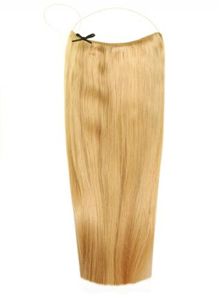 Deluxe Halo Swedish Blonde #20 Hair Extensions
