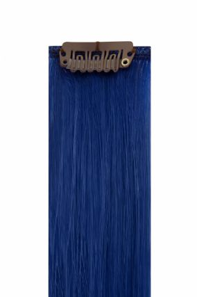 The Flash Electric Blue Hair Extensions