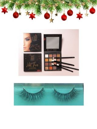 Hot Fire Palette & Chic (1) Lash