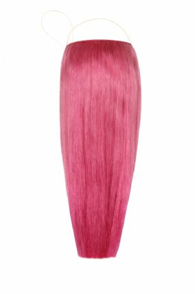 The Halo Pink Hair Extensions