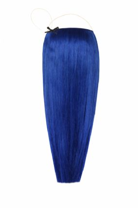 The Halo Electric Blue Hair Extensions