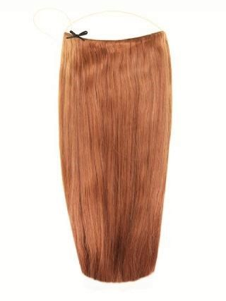 The Halo Light Chestnut #10 Hair Extensions