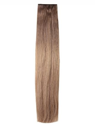 Deluxe Head Clip-In Iced Mocha Latte Ombre #OM5A/17 Hair Extensions